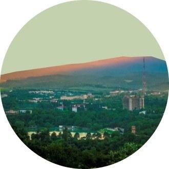 2 место: Кабардино-Балкарская республика