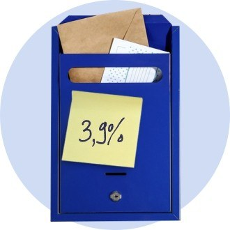 Правда ли, что можно занять у банка под 3,9% годовых