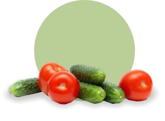 Выращивание овощей и зелени