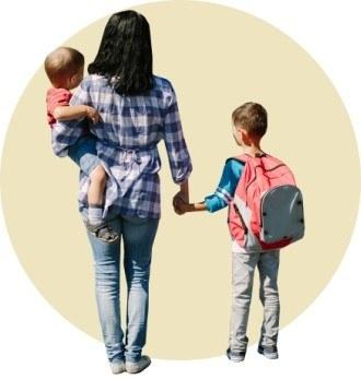 Выплаты для неполных семей