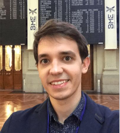 Игорь Кучма TradingView, Inc., финансовый аналитик