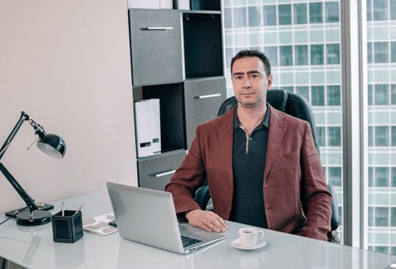 Роман Лавник, кандидат экономических наук, Управляющий партнёр компании «Лавник и Партнеры»