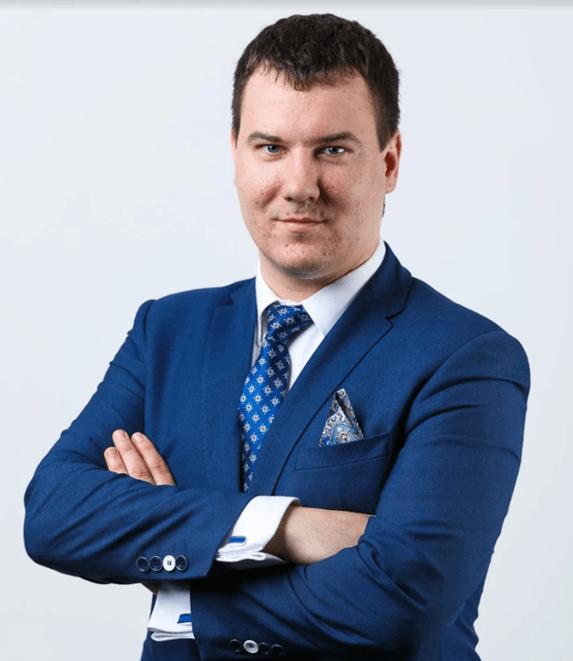 Григорий Пахомов, руководитель академии финансовых советников QBF
