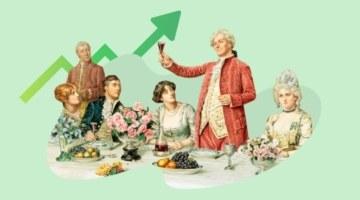 Изысканные акции: кто такие дивидендные аристократы
