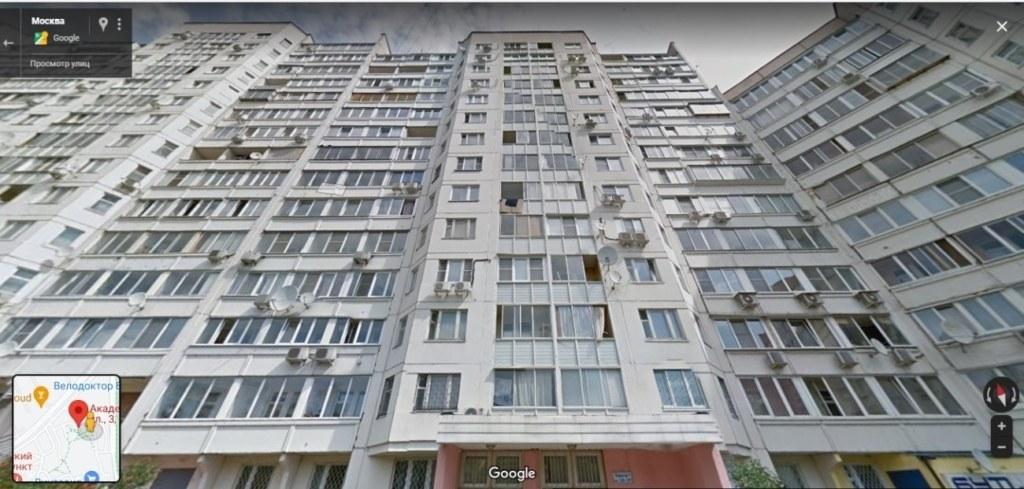 В одной из этих квартир располагалась инвестиционная компания Uni Finance
