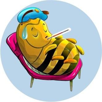 Ложка дегтя поддельному меду