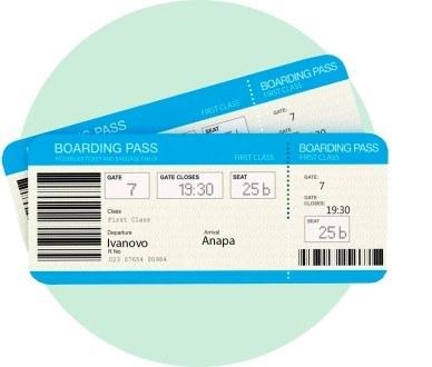 Сколько стоит билет до Анапы