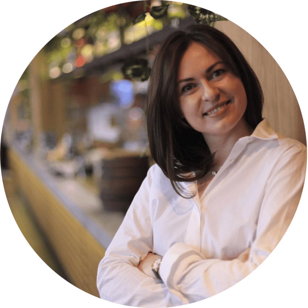 Зоя Андреева, генеральный директор платформы нативной рекламы E-Contenta