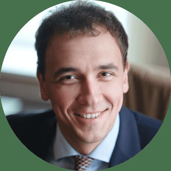Алексей Толстик, сооснователь и CEO Mandarin.io