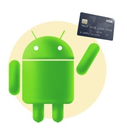 Как подключить бесконтактную оплату на Android