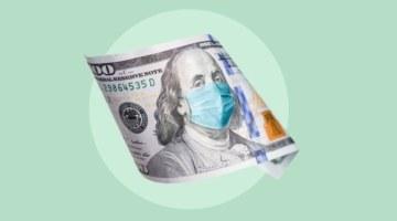 Доллар и евро как средство от коронавируса
