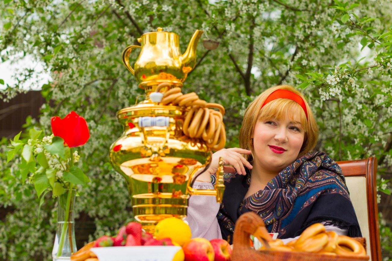 российские продукты