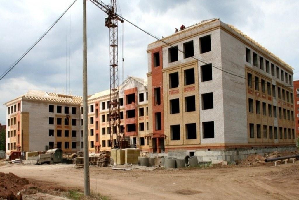 строительство в Чеченской республике