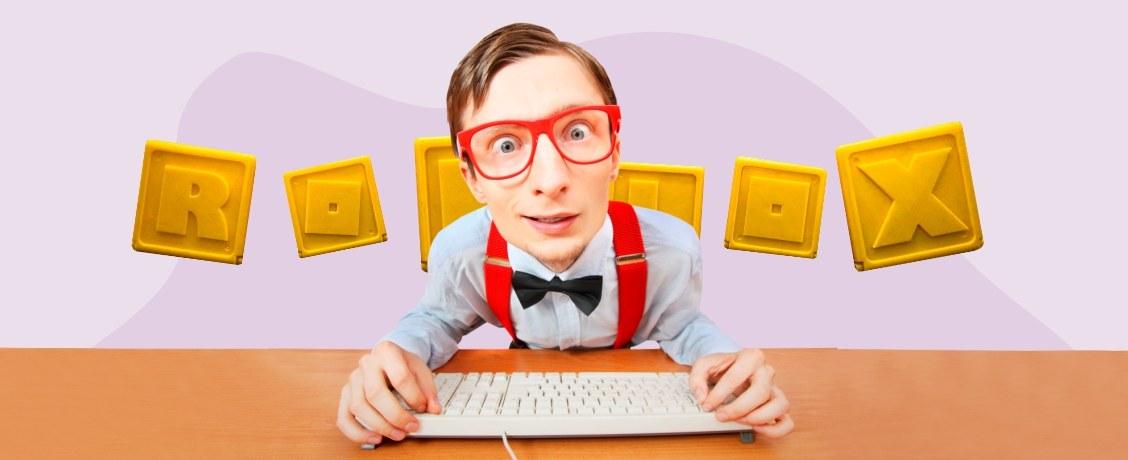 Бросить учебу ради компьютерной игры: сколько можно заработать на ROBLOX