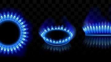 цены на природный газ