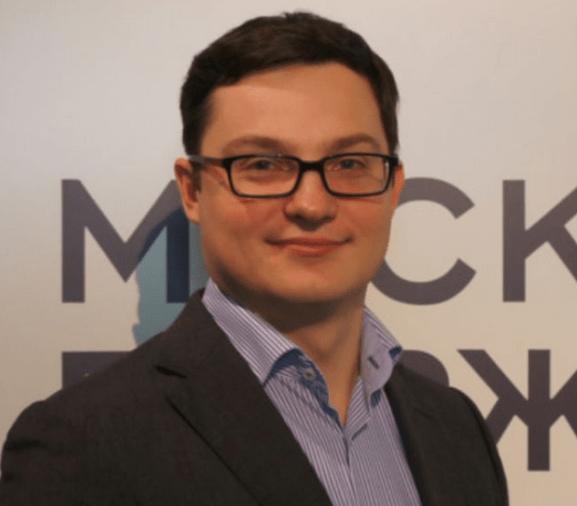 Валерий Скотников, начальник управления по развитию сегмента розничных клиентов ПАО «Московская биржа»