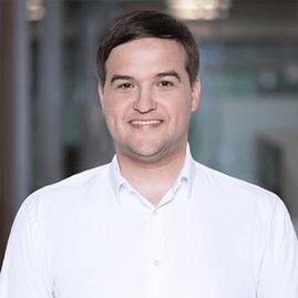 Денис Ефремов, принципал венчурного фонда Fort Ross Ventures