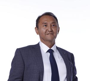 Марат Мынбаев, основатель Amir Capital Group