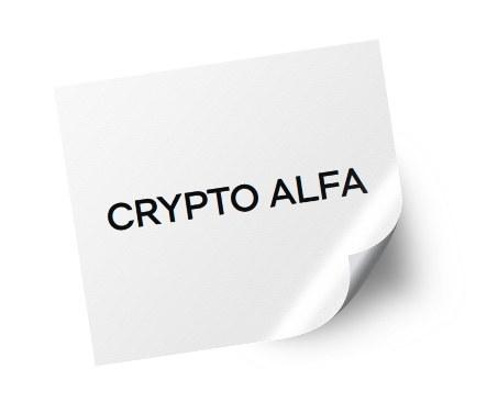 Crypto Alpha
