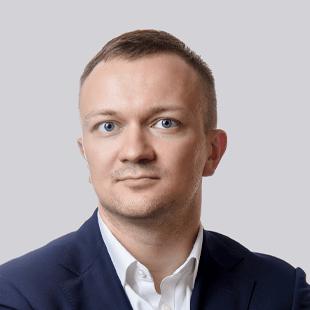 Виктор Касьянов, старший вице-президент поуправлению инвестиционным бизнесом иказначейством банка «Ренессанс Кредит»