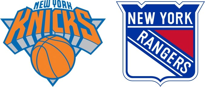 New York Knicks/ New York Rangers