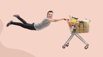 Как получить бесплатных продуктов на 10 000 рублей в месяц