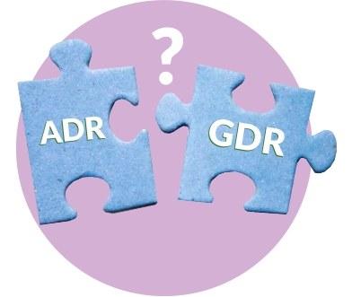 Что такое ADR иGDR
