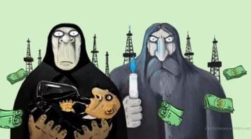 Рекорды нефти-газа и проблемы богатых: чем запомнилась неделя с 4 по 8 октября